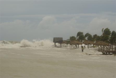 Miro Baks - Van Lions Dive Beach is niet veel meer over