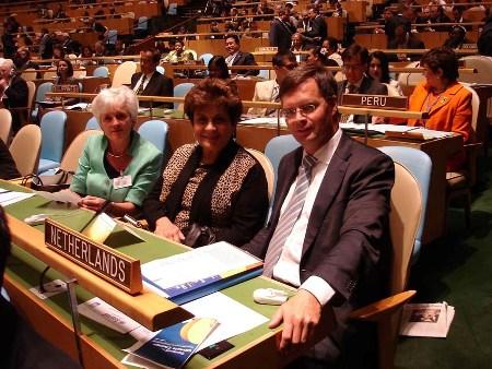 Nederlandse delegatie VN