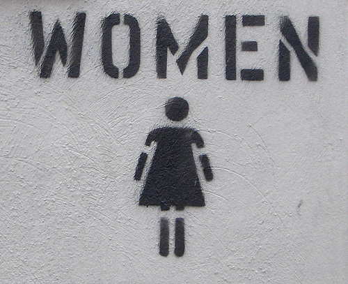 vrouwsymbool