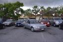 Geparkeerde auto