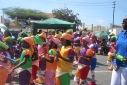 Kindercarnaval op Curacao