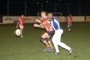 Rugbywedstrijd Wara wara tegen de studenten