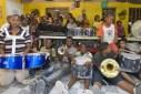 Curacao brassband