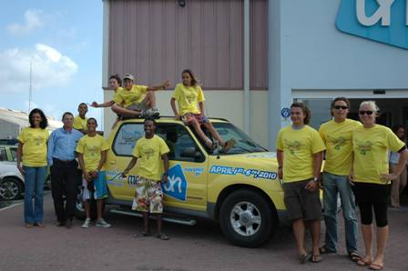 Curacao Challenge Albert Heijn