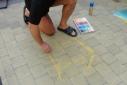 Street Painting Curacao