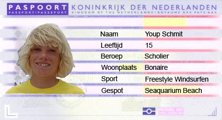 paspoort Youp Schmit