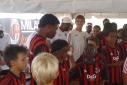 Curacao Sport - Ac Milan Camp