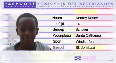 Paspoort Kenroy Kenny