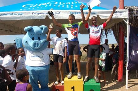 Curacao Sport - Girobank Nationale Kampioenschappen
