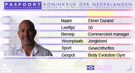 Curacao Sport - Vers Zweet Elmer Durand