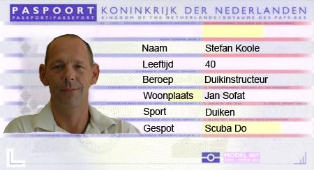 Curacao Sport - Vers Zweet - Stefan Koole
