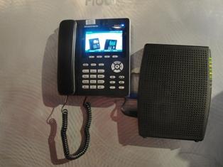 Flow Video Telefoon