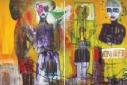 schilderij van kunstenaar alex da silva
