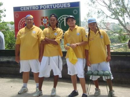 Curacao Sport - Bolas Criollas Team Twister