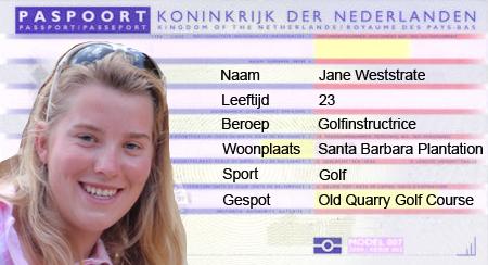 Curacao Sport - Vers Zweet Jane Weststrate