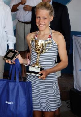 Curacao Sport - Odile van Aanholt Bermuda Gold Cup