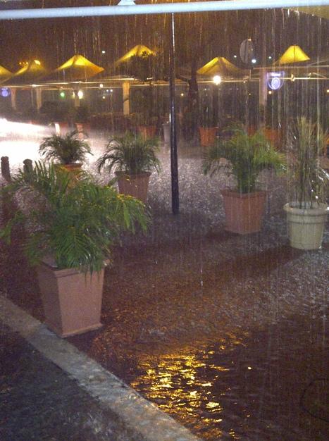 curacao nieuws tomas handelskade orkaan storm