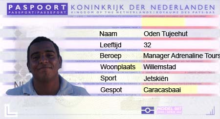 Curacao Sport - Oden Tujeehut