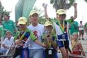 Curacao Sport - Lions Dive TEC Kids Beach Kross