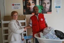 Donatie Rode Kruis