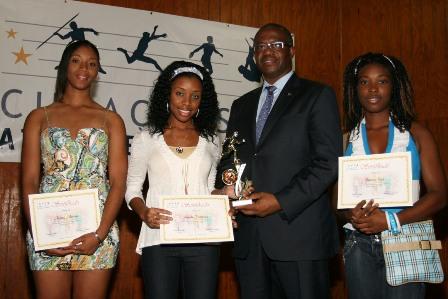 Curacao Sport - CAB prijsuitreiking