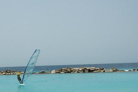 Curacao Sport - Curacao Challenge windsurfen