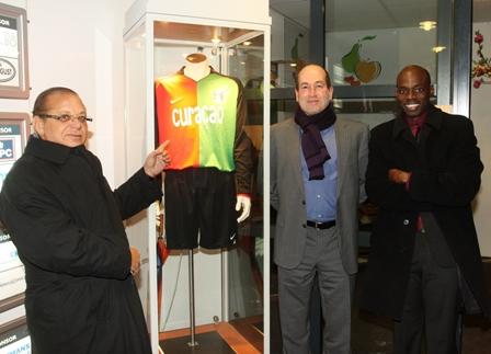 Curacao Sport - Wilsoe, Osepa en NEC