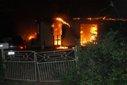 Curacao Nieuws - Huis brand af
