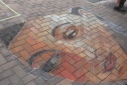Curacao Lifestyle - Vers @ street painting