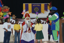 Versgeperst.com Zwarte Piet Versgeperst spektakel snoep Sinterklaas sint schoolkinderen LIFESTYLE kinderen International School gezongen gelachen gedanst Curaçao  Afbeelding 31