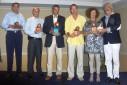 Versgeperst.com winnaars Versgeperst uitegereikt prijzen ondernemers LIFESTYLE Innovatieprijs doel deelnemers Curaçao 2011  foto winnaars 127x85