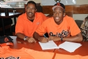 Versgeperst.com Versgeperst verenigde staten SPORT Santo Domingo Jonathan Isenia honkbal Curaçao cartagena Baltimore Orioles Amerikaanse Major League  Jonathan Isenia