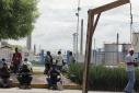 Versgeperst.com versgeperst.com venezolanen staking isla raffinaderij NIEUWS lokalen januari 2012 Curaçao  staking isla2