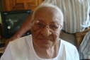 Versgeperst.com Versgeperst verjaardag oudste Maria Samson Leer LIFESTYLE Curaçao 106  Maria Samson Leer
