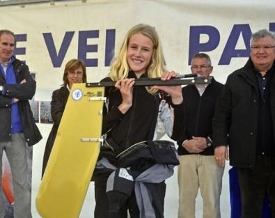 Versgeperst.com zeilen Vila Palamós Optimist Trophy versgeperst.com SPORT odile van aanholt meisje Curaçao  van aanholt odile 395x313