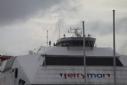 Versgeperst.com Versgeperst rivelino marcano NIEUWS Ferry HSS Discovery diesel Curaçao  Ferry1