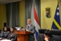 Versgeperst.com Versgeperst NIEUWS nasser el hakim groei economie Curaçao  Minister Nasser el Hakim