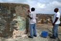 Versgeperst.com Versgeperst monument LIFESTYLE Fundashon Pro Monumento Fort Beekenburg Curaçao Caracasbaai  fort beekenburg