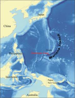 Versgeperst.com Versgeperst substation curaçao onderzeeer NIEUWS marianentrog james cameron duikboot Curaçao barbara van bebber  marianentrog 240x313