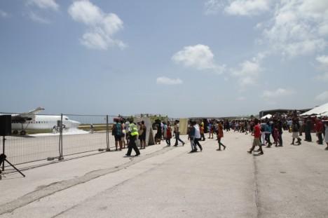 Versgeperst.com vliegveld Versgeperst open dag NIEUWS Hato Curaçao cap  Open Day 079 468x311