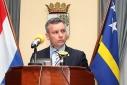 Premier Gerrit Schotte