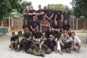 Defensie bij Dierenasiel Bonaire