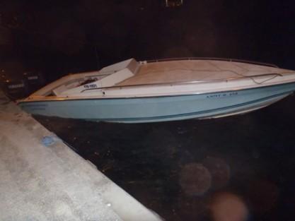 Kustwacht met drugsboot 2