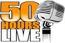 50 hours live