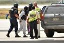 Foto camilleri.nl: arrestatie