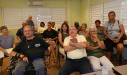 Bijeenkomst-patientenorganisaties BES