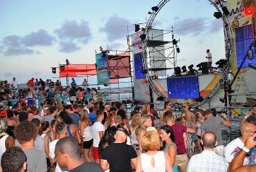 Amnesia Beach Festival 2013