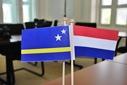 Vlag Curacao-Nederland