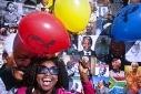 Foto Novum/AP: verjaardag Nelson Mandela