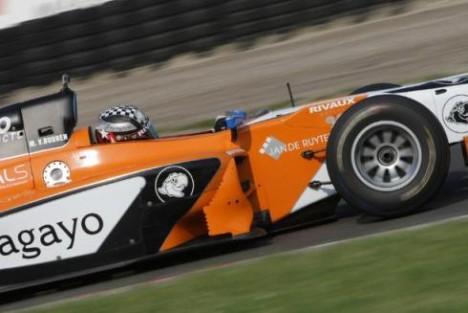 Meindert van Buuren, Auto GP, Zandvoort